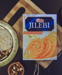 gits jilebi with maker – 100g