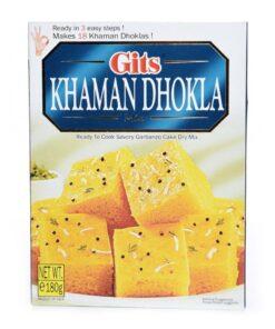 gits khaman dhokla – 180g