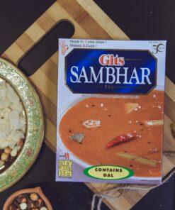 gits sambhar – 200g