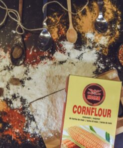 heera corn flour – 500g
