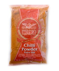 heera chilli powder extra hot – 1kg
