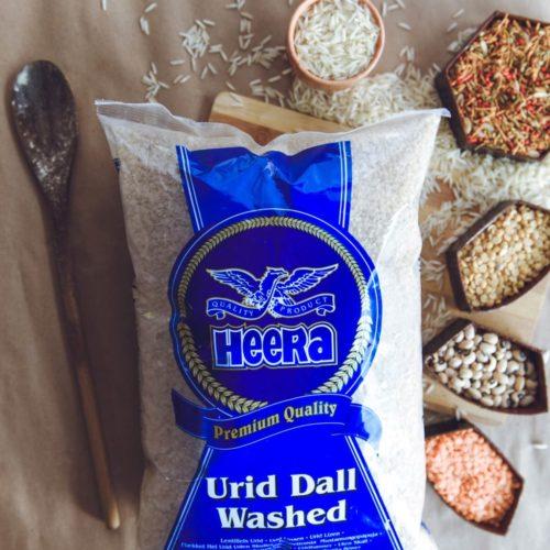 heera urid dall washed – 2kg