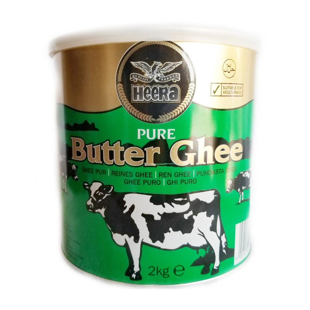 heera  pure butter ghee – 2kg