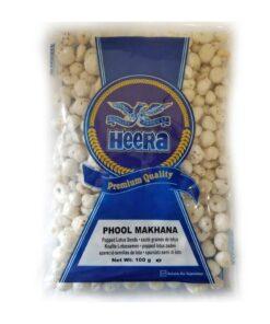 heera phool makhana (lotus seeds) – 100g