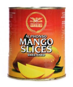 heera alponso mango slices – 850g