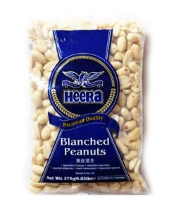 heera blanched peanuts – 375g
