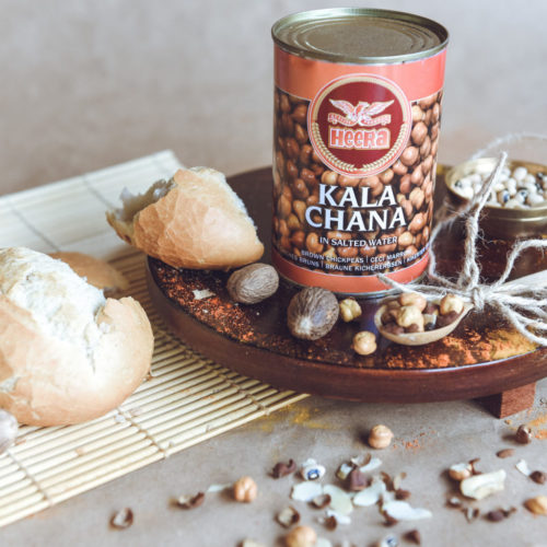 heera canned kala chana – 400g