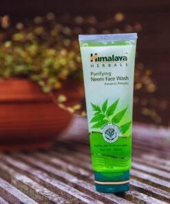 himalaya neem face wash – 100ml