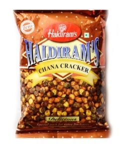 haldiram's chana cracker – 200g
