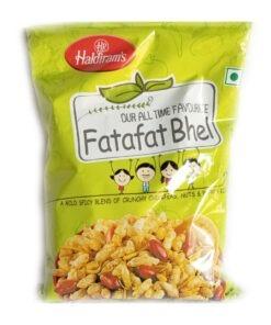 haldiram's fat-a-fat bhel – 150g