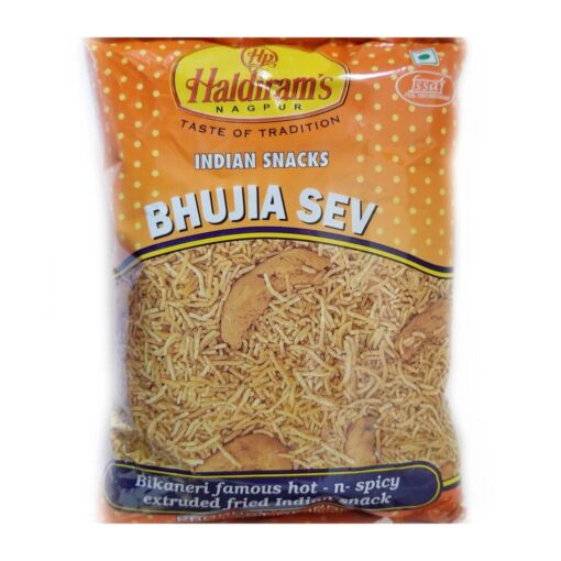 haldiram's nagpur bhujia sev – 150g