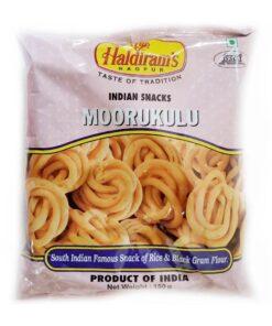 haldiram's nagpur moorukulu – 150g