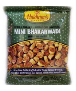 haldiram's nagpur mini bhakarwadi – 150g