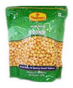 haldiram's nagpur boondi – 150g