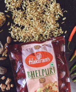 haldiram's bhel puri  – 200g