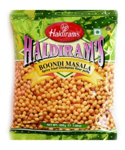 haldiram's boondi masala – 200g