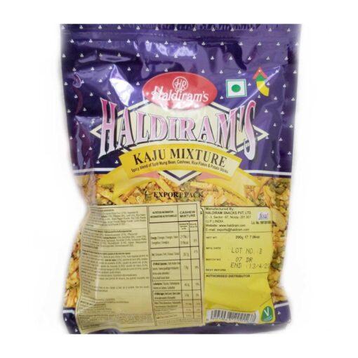 haldiram's cashew mixture – 200g