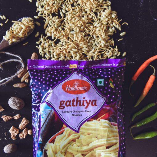 haldiram's gathiya – 200g