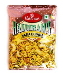 haldiram's hara chiwda  – 200g