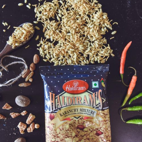 haldiram's karanchy mix – 200g