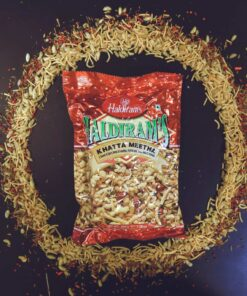 haldiram's khatta meetha – 200g