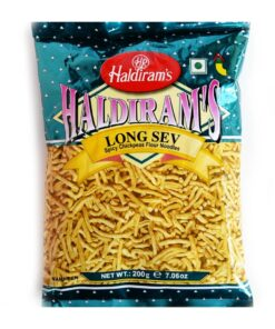 haldiram's long sev – 200g