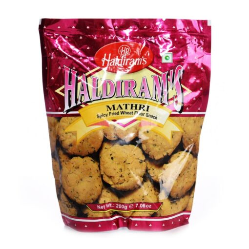 haldiram's mathri – 200g