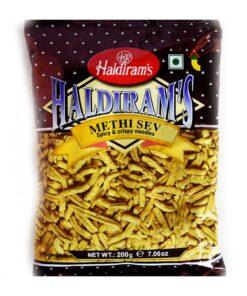 haldiram's methi sev – 200g