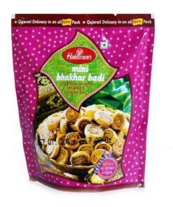 haldiram's mini bhakhar badi – 200g