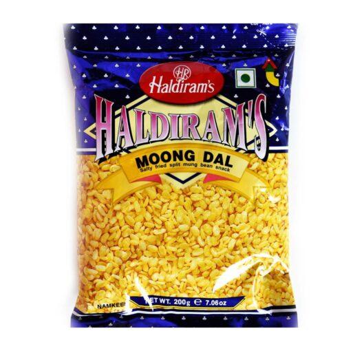 haldiram's moong dal plain  – 200g