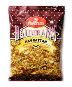 haldiram's navrattan – 200g