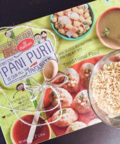 haldiram's pani puri – 360g