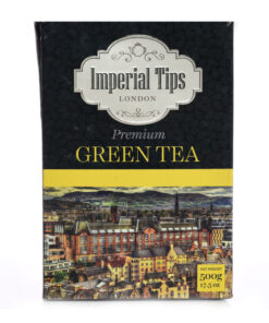 imperial loose green tea – 500g