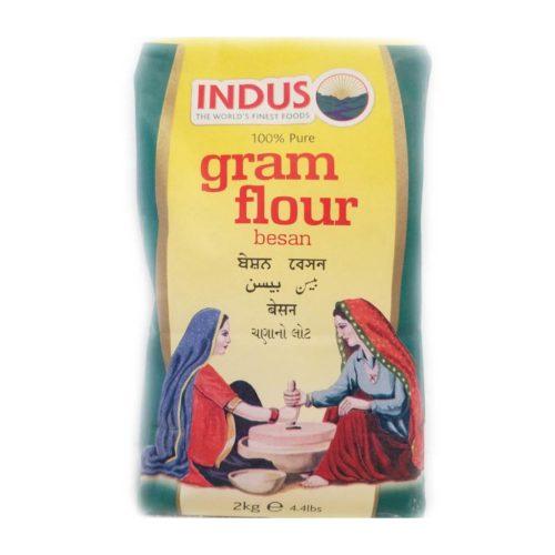 indus gram flour  – 2kg