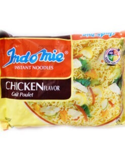 indomie chicken noodles – 70gx40