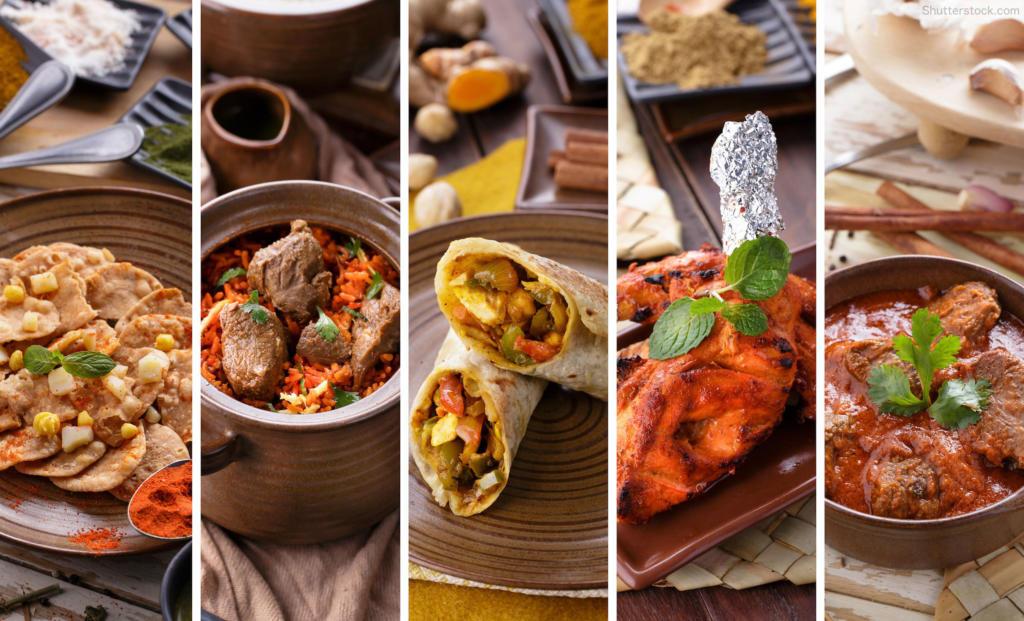 indian food popuri