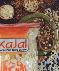 kajal almond sliced