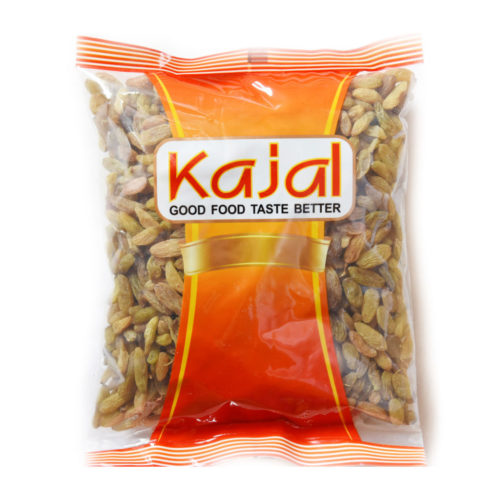 kajal green raisins