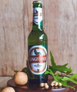 kingfishier beer – 330ml