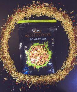 kohinoor bombay mix – 200g