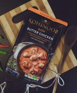 kohinoor delhi butter chicken sauce – 375g