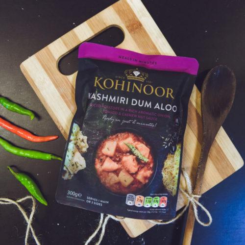 kohinoor kaschmiri dum aloo – 300g