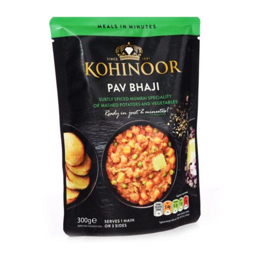kohinoor pav bhaji – 300g