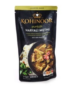 kohinoor punjabi haryali methi sauce – 375g