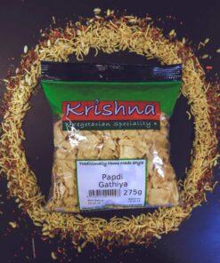 krishna papdi gathia – 275g