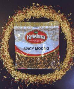 krishna spicy moong – 250g