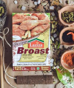 laziza broast masala – 120g