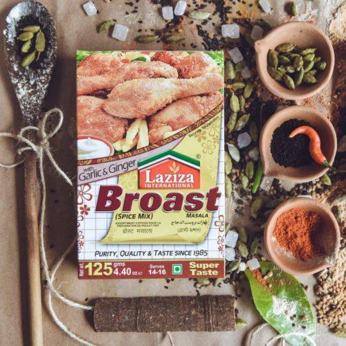 laziza broast masala – 120g