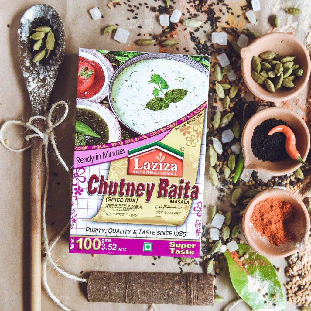 how to make raita masala