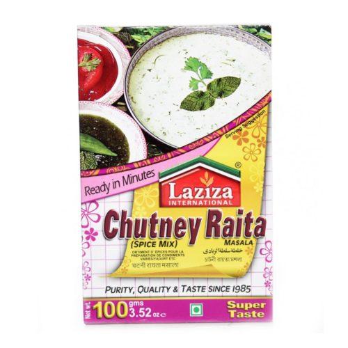 laziza chutney raita masala – 100g